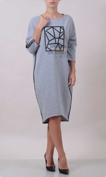 I...TUTTO Платье 3068