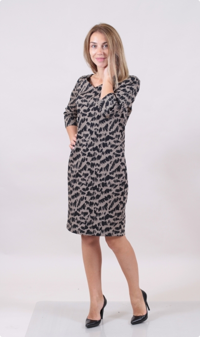 MOON Платье 3502
